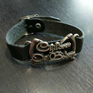 CHILDREN of BODOM Mixed Material BRACELET ACCESSORY   24766