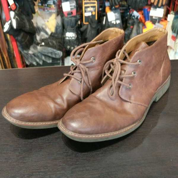 GUESS Leather Chukka BOOTS | 24777