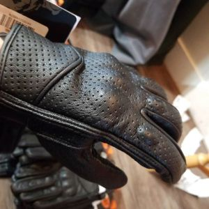 FIRST MFG Perf Lthr Armored NEW GLOVES R1342