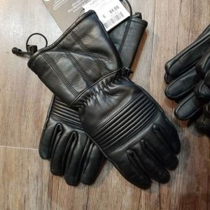 FIRST MFG Leather Gauntlet NEW GLOVES R1343
