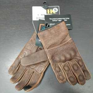 UNIK Leather Riding Gloves