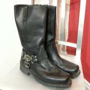 HARLEY DAVIDSON Leather Mega Harness BOOTS   24975