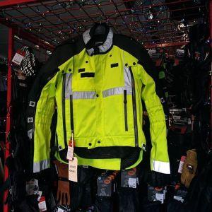 ALPINE JOE Textile M'cycle Cop JACKET | 21854