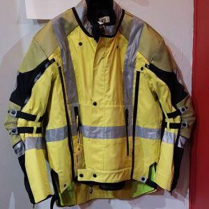 ALPINE JOE Textile M'cycle Cop JACKET | 23372
