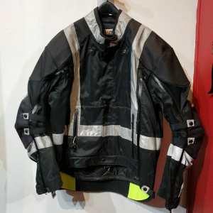 ALPINE JOE Textile M'cycle Cop JACKET | 23383