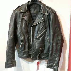 BOUTIQUE OF LEATHER Leather Biker classic JACKET | 24966
