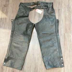 MONTANA Leather Riding CHAPS | 24964
