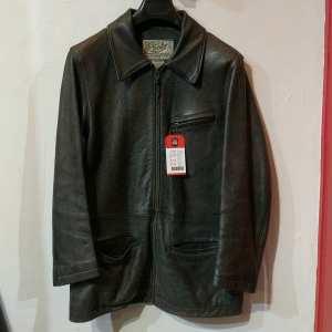 ROOTS Leather Fashion JACKET   24938
