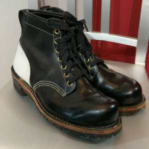 DAYTON Leather Driver BOOTS | 25134