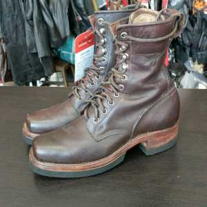 DAYTON Leather Packer BOOTS | 25185