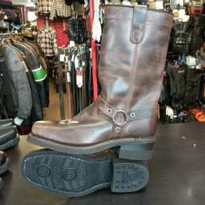 DAYTON Leather Rebel BOOTS | 25308