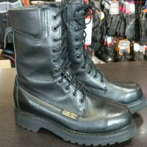 PROSPECTOR Leather Military BOOTS | 25225