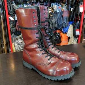 Boots & Braces Leather Rangers BOOTS | 25674