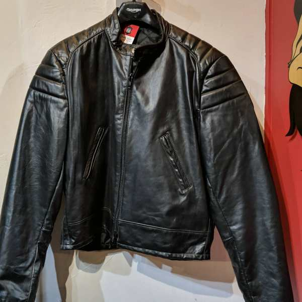 FALCON Leather Cafe Racer JACKET | 25400