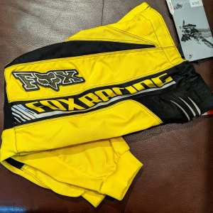 FOX Textile 180 Racepant PANTS | 25605