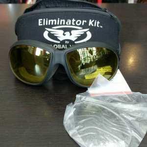 Global Vision  Eliminator EYE-WEAR | 25320