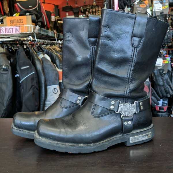 HARLEY DAVIDSON Leather MegaHarness BOOTS | 25628