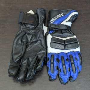 JOE ROCKET Leather GAUNTLET GLOVES | 25635