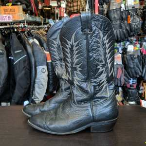 NOCONA Leather Western BOOTS | 25627