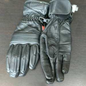 UNBRANDED Leather Gauntlet GLOVES | 25335