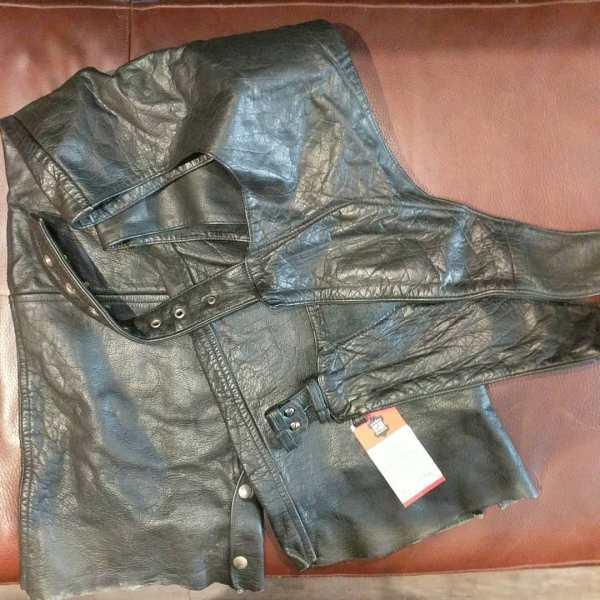 UNIK Leather Classic CHAPS | 25316