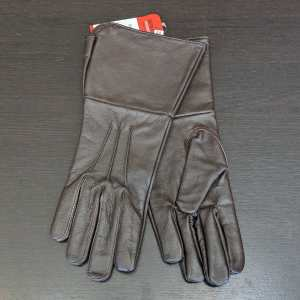 Unbranded Leather GAUNTLET GLOVES | 25624