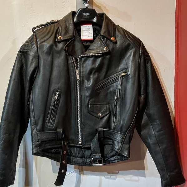 WOLFF Leather Biker Classic JACKET | 25413