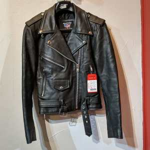 Allstate Leather Leather Biker Classic JACKET | 25826