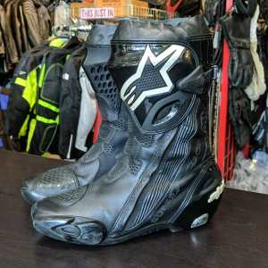 Alpinestars Leather Supertech-R BOOTS | 25828