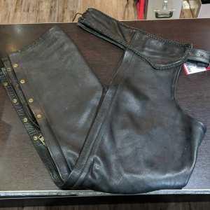 FOX CREEK Leather Classic CHAPS | 26083