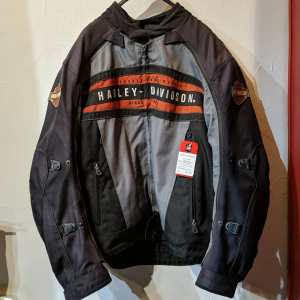 HARLEY DAVIDSON Textile TWO in ONE JACKET | 26085