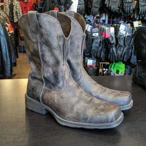 ARIAT WESTERN Leather BOOTS   26110