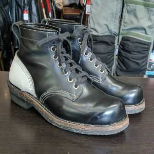 DAYTON Driver Leather BOOTS | 26264