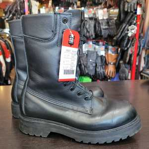 MILITARY PROSPECTOR Leather BOOTS | 26317