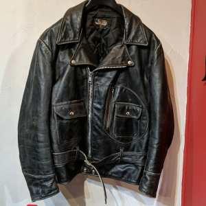 SHIELDS Biker Classic Leather JACKET | 26247