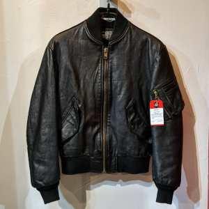 Schott MA-1 Flyer Leather JACKET | 26197
