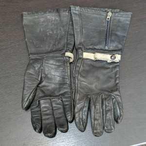 UNBRANDED Gauntlet Leather GLOVES   26321