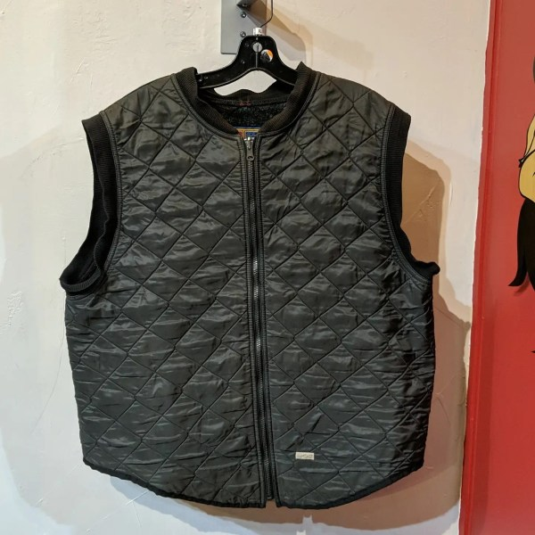 ARSON Quilted Textile VEST   26439