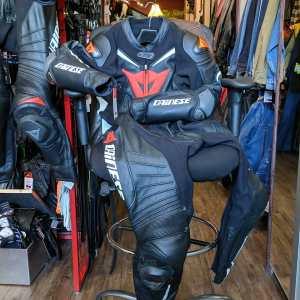 DAINESE LAGUNA SECA Leather (Perforated) RACE SUIT | 26369