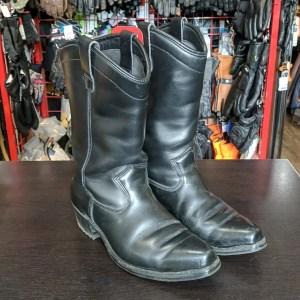 DAYTON Black Beauty plus Leather BOOTS   26423