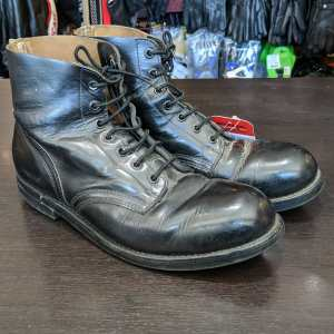 Military Parade Leather BOOTS | 26390
