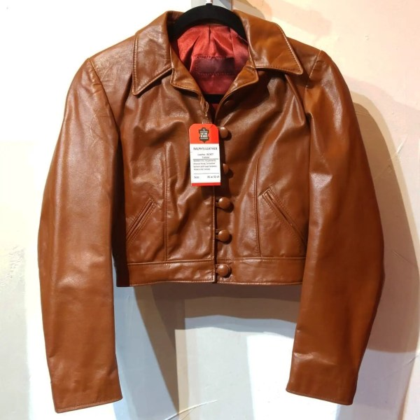 RALPH'S LEATHER Fashion Leather JACKET | 26473
