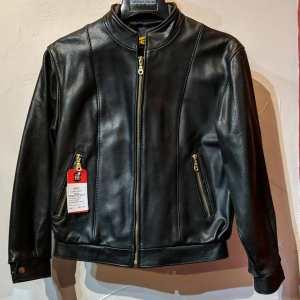 REED Bomber Leather JACKET   26392