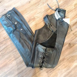ROAD ARMOUR Classic Leather CHAPS | 26503