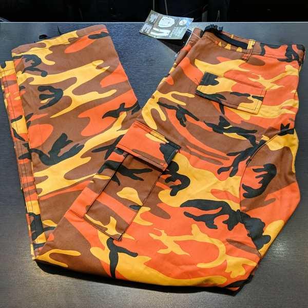 ROTHCO Camo Textile PANTS | 26410