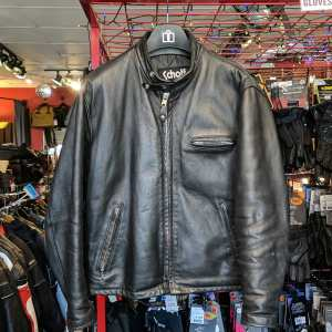 SCHOTT 641 Cafe Racer Leather JACKET | 26365