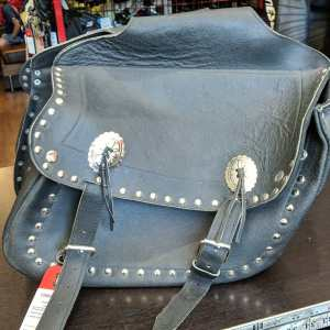 UNBRANDED Saddlebags Leather BAGGAGE | 26389