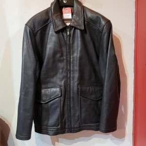 COLUMBIA Car Leather COAT   26644