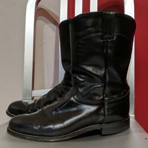 JUSTIN Roper Leather BOOTS   26711