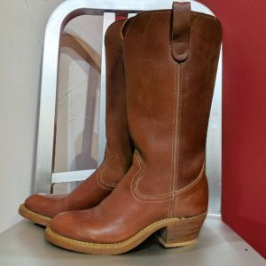 Unbranded Western Leather BOOTS | 26707